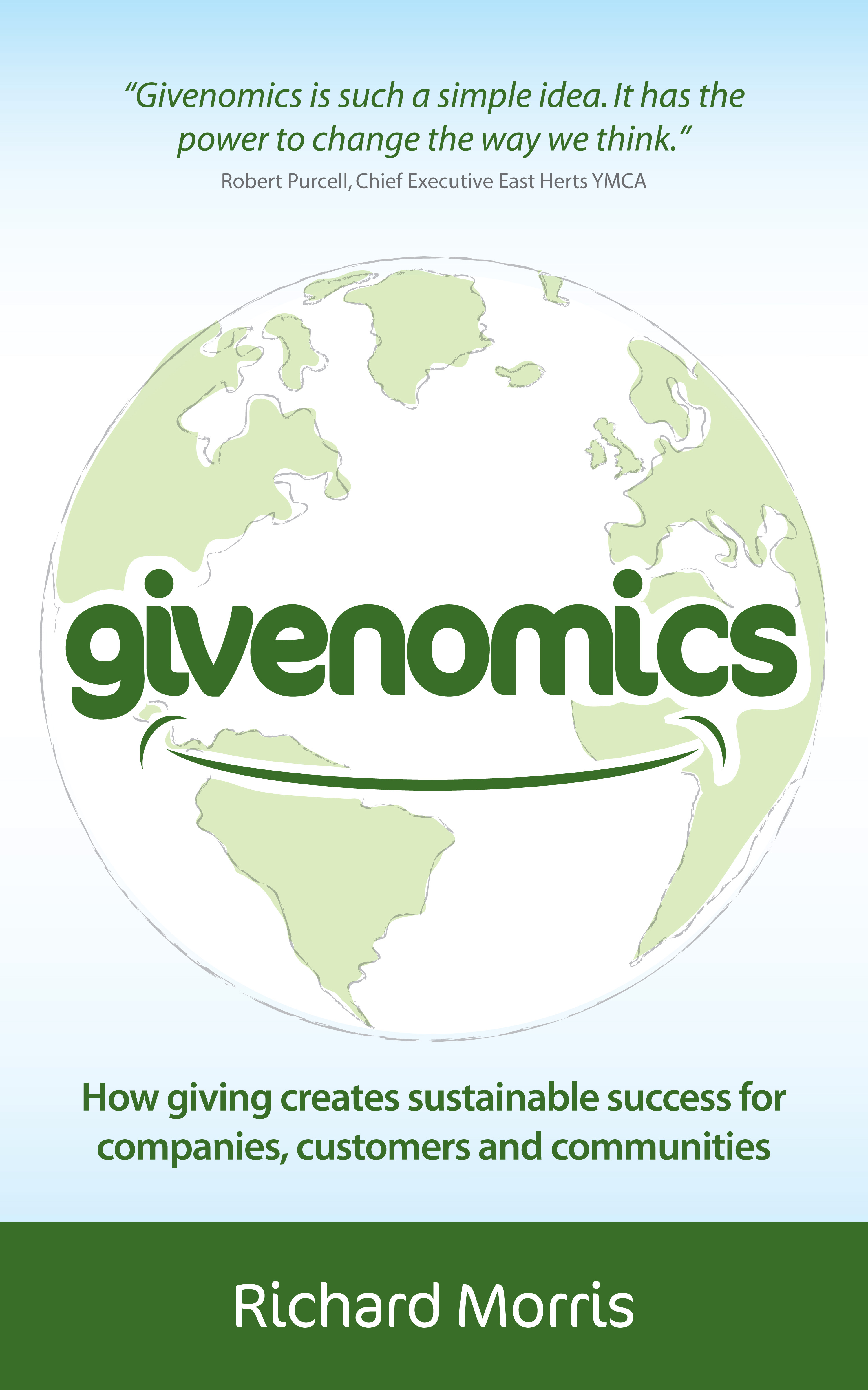 On our bookshelf: Givenomics