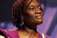 Speaker Theo Sowa CEO, the African Women's Development Fund