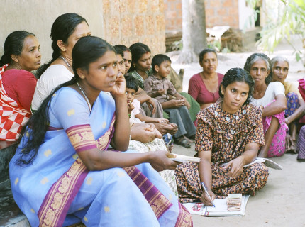 An_ESAF_'Sangam'_Meeting_in_progress_in_Kerala