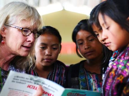 Reading Village - Experiential Philanthropy - 3
