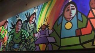 Inside Skwachàys Lodge, Canada's Aboriginal Art Hotel
