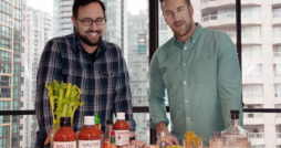 Aaron Horowitz and Zack Silverman, founders of Walter Caesar