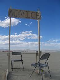 Advice chairs beach
