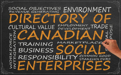 Big Step Forward for Social Enterprise in Canada: Federal government clarifies definition and announces national directory