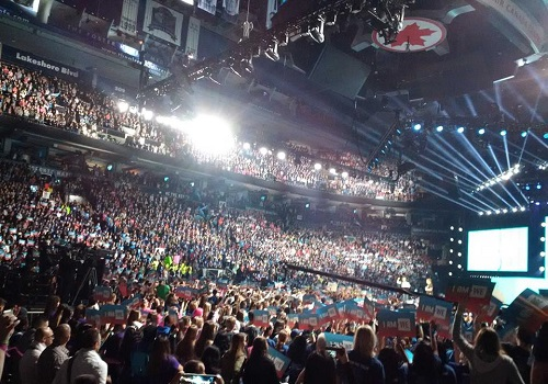 WE Day 2016: Inspiring youth to make a difference