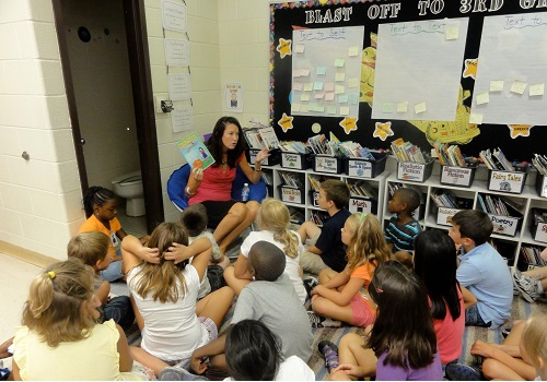 Tackling Literacy – One Child at a Time