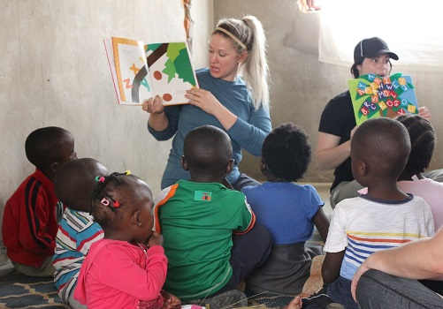 Chicago Preschool Launches Program for Underserved Children in Zambia
