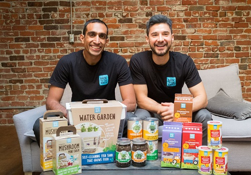 On a Mission to Undo Food: In Convo with Nikhil Arora of Back to the Roots