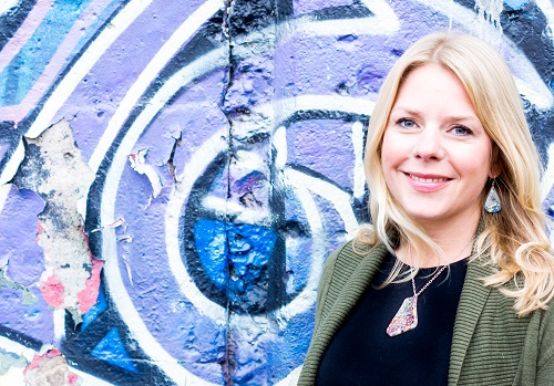 Finding Hope for Women in Detroit Through Graffiti Jewelry: In convo with Amy Peterson of Rebel Nell