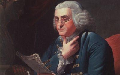 How an 18th Century Social Entrepreneur Named Ben Franklin is Inspiring Civic Innovation Today