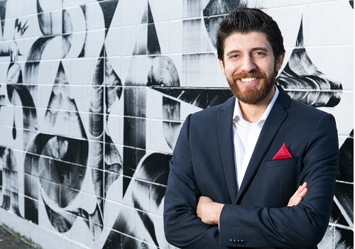 Sweet New Beginnings, Tareq Hadhad of Peace by Chocolate