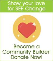 See change donation