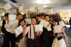 SIF Grantee: Greater Twin Cities United Way – Subgrantee: College Possible – Students at program graduation.
