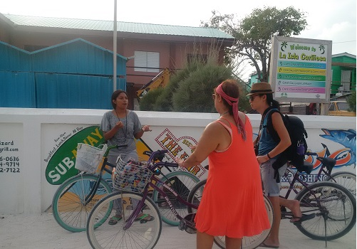 A Bike's Purpose: Social enterprise supports local education in Belize