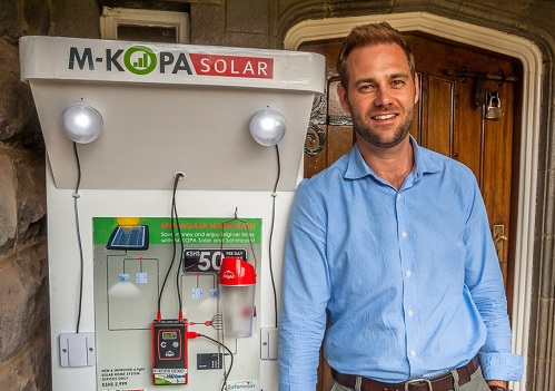 Bringing Affordable Solar Energy Solutions to East Africa: Jesse Moore of M-KOPA