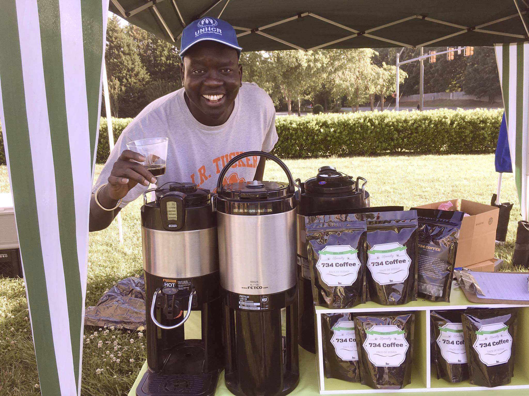 Once Displaced by Civil War, Social Entrepreneur Empowers