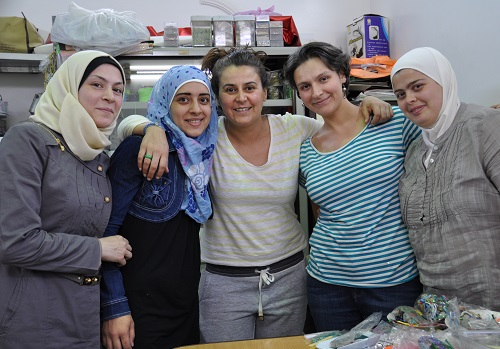 Empowering Syria's Internally Displaced Refugee Women