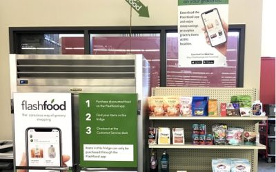 Food Waste App, Flashfood Pushes Forward