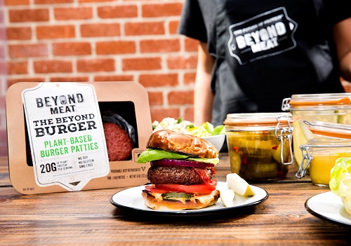 Beyond Meat: The IPO with Philanthropic Impact