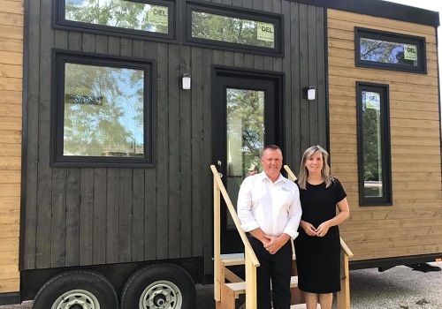 Tiny Homes, Big Impact: Terrilee Kelford of Cornerstone Landing