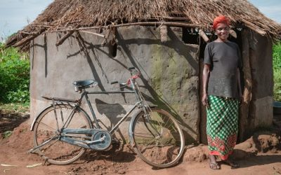 How a Single Bicycle Led to Increased Income for Thousands of Ugandan Farmers