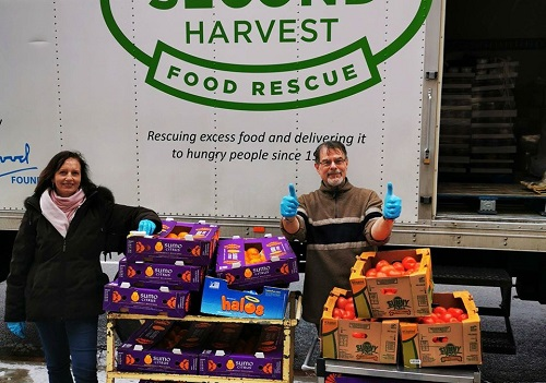 Second Harvest Doubles Down on Food Recovery & Distribution With New Initiative