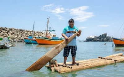 Future of Fish Helps Peru's Small-Scale Fisheries Acquire PPE to Stay Afloat in Pandemic