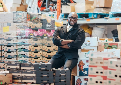The Right to Food: Paul Taylor of FoodShare