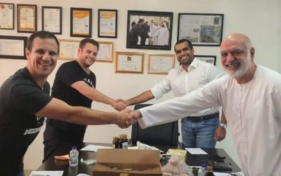 Partnership Between Jewish Founders of Food Startup and UAE-based Producer a 'Triumph of Coexistence, Peace and Mutual Respect'
